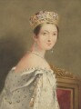 Queen Victoria, reduced copy by W. Warman, after  Thomas Sully - NPG 1891a
