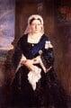 Queen Victoria, by Lady Julia Abercromby, after  Heinrich von Angeli - NPG 708