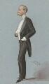 Sir (Charles Edward) Howard Vincent, by Sir Leslie Ward - NPG 2744