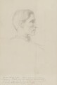 Arthur David Waley, by Reginald John ('Rex') Whistler - NPG 4598