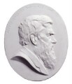 Alfred Russel Wallace, by Albert Bruce-Joy - NPG 1764