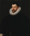 Sir Francis Walsingham, attributed to John De Critz the Elder - NPG 1807
