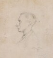 Sir William Turner Walton, by Reginald John ('Rex') Whistler - NPG 4640