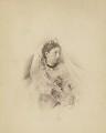 Mary Augusta Ward (née Arnold), by Lewis Carroll (Charles Lutwidge Dodgson) - NPG P69