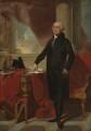 George Washington, after Gilbert Stuart - NPG 774