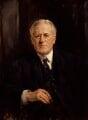 Sir (John) William Watson, by Reginald Grenville Eves - NPG 3839