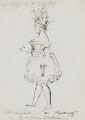 Harriet Waylett, by Sir Edwin Henry Landseer - NPG 3097(9)