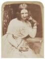 Jane Webster (née Binny), by David Octavius Hill, and  Robert Adamson - NPG P6(111)