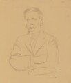 H.G. Wells, by Sir William Rothenstein - NPG 4644