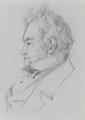 James Parke, 1st Baron Wensleydale, by George James Howard, 9th Earl of Carlisle - NPG 2028