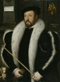 Thomas Wentworth, 1st Baron Wentworth, by Unknown Anglo-Netherlandish artist - NPG 1851