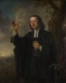 John Wesley, by Nathaniel Hone - NPG 135