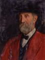John Westlake, by Alice Westlake (née Hare) - NPG 4847