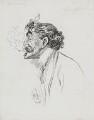 James Abbott McNeill Whistler, by Harry Furniss - NPG 3618