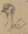Edward White, by Charles West Cope - NPG 3182(11)
