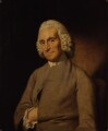 Unknown man, formerly known as Paul Whitehead, by John Downman - NPG 1679
