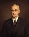 Sir Edmund Taylor Whittaker, by Trevor Haddon - NPG 4299