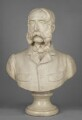 George John Whyte-Melville, by Sir Joseph Edgar Boehm, 1st Bt - NPG 3836