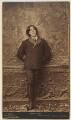 Oscar Wilde, by Napoleon Sarony - NPG P24