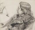 Oscar Wilde, by Sydney Prior Hall - NPG 2265