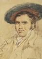 Sir David Wilkie, by William Henry Hunt - NPG 2770
