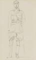 Sir Henry Hughes Wilson, 1st Bt, by John Singer Sargent - NPG 2908(13)