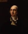 Hon. William Windham, by Sir Thomas Lawrence - NPG 38