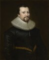 Unknown man, formerly known as Sir Ralph Winwood, by Unknown artist - NPG 40