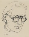 Alfred Aaron Wolmark, by Alfred Wolmark - NPG 4884