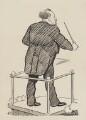 Sir Henry Joseph Wood, by William Kerridge Haselden - NPG 4078