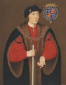 Charles Somerset, 1st Earl of Worcester, by George Perfect Harding, after  Unknown artist - NPG 1492