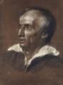 William Wordsworth, by Benjamin Robert Haydon - NPG 3687