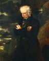 William Wordsworth, by Benjamin Robert Haydon - NPG 1857