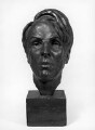 W.B. Yeats, by (Edith Agnes) Kathleen Scott (née Bruce), Lady Scott (later Lady Kennet) - NPG 3644a