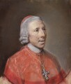 Henry Benedict Maria Clement Stuart, Cardinal York, by Hugh Douglas Hamilton - NPG 378