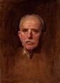 John Denton Pinkstone French, 1st Earl of Ypres, by John Singer Sargent - NPG 2654