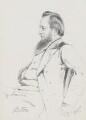 John Acton, 1st Baron Acton, by Frederick Sargent - NPG 5599
