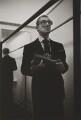 Sir Hardy Amies, by Brian Griffin - NPG P405