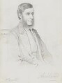 Gilbert Henry Heathcote-Drummond-Willoughby, 1st Earl of Ancaster, by Frederick Sargent - NPG 5620