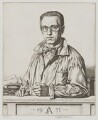 (Alfred Charles) Stanley Anderson, by (Alfred Charles) Stanley Anderson - NPG 6057