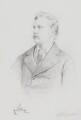 John Campbell, 9th Duke of Argyll, by Frederick Sargent - NPG 5612