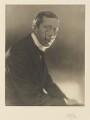 George Arliss, by Baron Adolph de Meyer - NPG P167