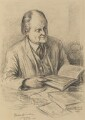 Sir Thomas Armstrong, by Juliet Pannett - NPG 6034