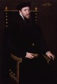Henry Fitzalan, 12th Earl of Arundel, by Unknown Anglo-Netherlandish artist - NPG 5296