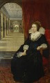 Aletheia Talbot, Countess of Arundel, by Daniel Mytens - NPG 5293