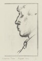 W.H. Auden, copy by Edward Maurice Feild - NPG 5543