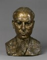 Michael Balcon, by Sir Jacob Epstein - NPG 6060