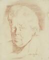 Dame Henrietta Octavia Weston Barnett, by Ivan Opffer - NPG 5437