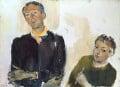 Cecil Beaton, by Christian Bérard - NPG 5307