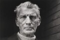 Samuel Beckett, by Jane Bown - NPG P373